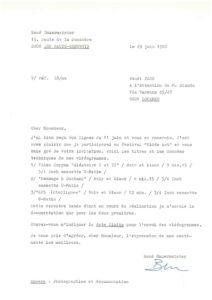 VAF 1980 CV Bauermeister Rene Masi