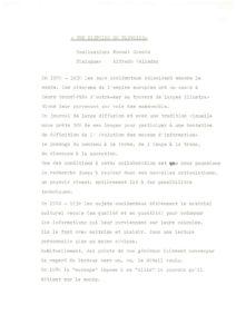 VAF 1980 CV Gracia Manuel Masi