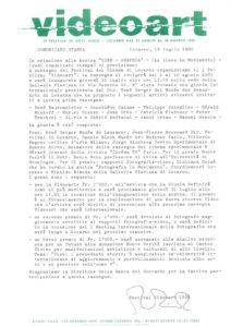 VAF 1980 Communique presse 19800718 Masi