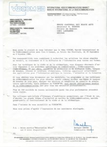 VAF 1980 Vidcom Berger PP525 1794