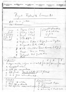 VAF 1980 notes edition 81 PP525 1794