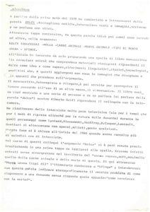 VAF 1981 Dolce Doux Baruchello Masi