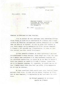 VAF 1982 19820526 Unesco Bianda Masi