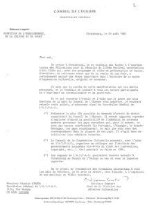 VAF 1982 19820820 Sombart Bianda Conseil Europe Masi