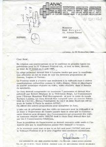 VAF 1982 19821124 Bianda Berger PP5251268
