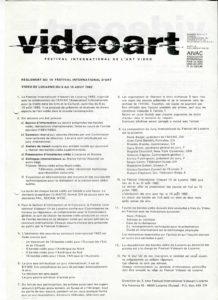 VAF 1982 Reglement PP525 1796