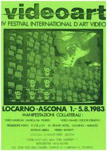 VAF 1983 Programme A4 Masi
