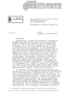 VAF 1984 19840829 Berger Locarno Masi