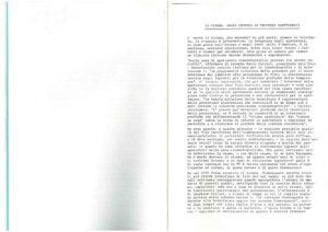 VAF 1984 Aristarco Guido Cinema dalla Chimica ai processi Elettronici Brochure Masi