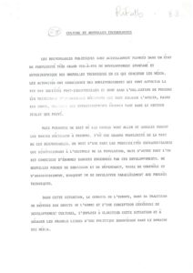 VAF 1984 Bardonnaud Culture Nouvelles Technologies Masi