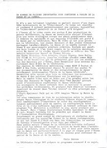 VAF 1984 Dercon Chris continueraparlerdeladanseetdelacamera PP525 1798