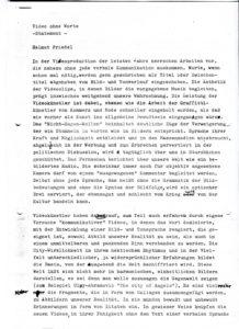 VAF 1984 Friedel Video ohne worte PP525 1798