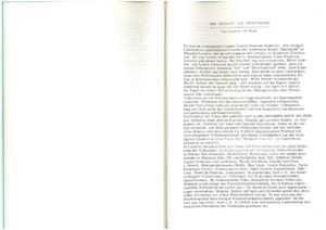 VAF 1984 Herzogenrath Bericht als Ermutigung Brochure Masi
