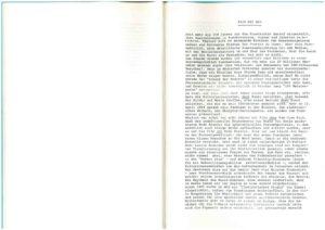 VAF 1984 Herzogenrath Paik Bei Bio Brochure Masi
