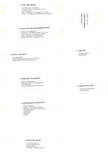 VAF 1984 Mindmapping Masi