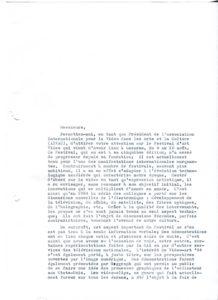 VAF 1984 Soutien AIVAC Berger PP525 1798