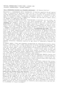 VAF 1985 Colloque Albertini Spettatore filosofo Masi