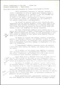 VAF 1985 Colloque Guerra Masi