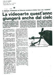 VAF 1985 Presse 19850710 Eco di Locarno Masi