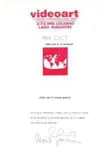 VAF 1985 Prix CICT Masi