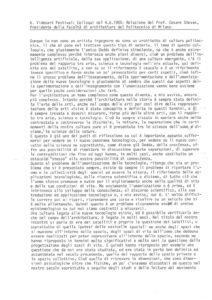 VAF 1985 Stevan Communication Masi