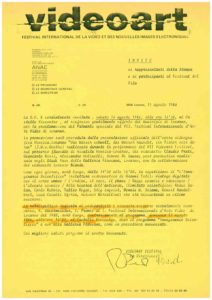 VAF 1986 19860815 Invitation remise Prix Masi