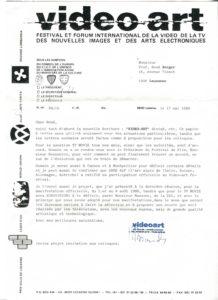 VAF 1988 19880517 VAF Berger Projet programme PP525 1802