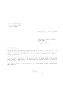 VAF 1988 19880721 Remy Bianda Masi