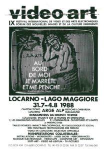 VAF 1988 Affichette Masi