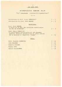 VAF 1988 Arge Alp transcription Masi