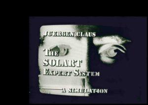 VAF 1988 Claus solart expert system illustration Masi