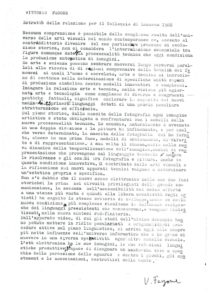 VAF 1988 Fagone Extrait Relazione Masi