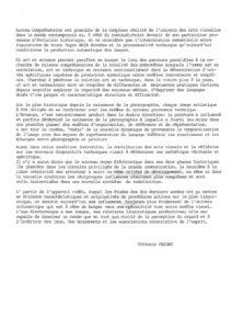 VAF 1988 Fagone Vers esthetique nouveaux langages variante abstract Masi