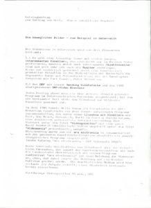 VAF 1988 ORF Katalogbeitrag PP525 1802