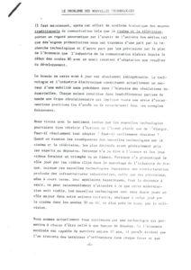 VAF 1988 Probleme nouvelles technologies Masi