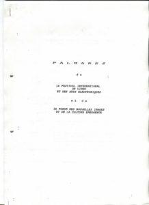 VAF 1988 palmares PP525 1802