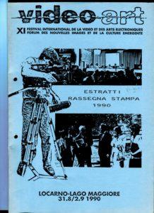 VAF 1990 Revue presse PP525 1804
