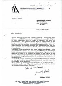 VAF 1991 19910422 Queau Berger PP525 1805
