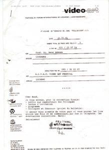 VAF 1991 19910521 Bianda Ines Berger Proposition Lettre 2 PP525 1805