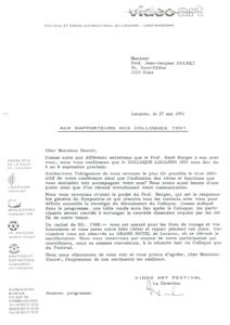 VAF 1991 19910527 VAF Ducret Masi