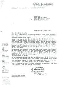 VAF 1991 19910605 VAF Renaud Masi