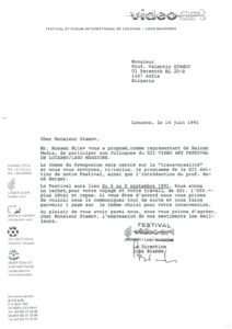 VAF 1991 19910614 VAF Stamov Masi