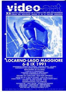VAF 1991 Affiche manifestations publiques PP525 1805