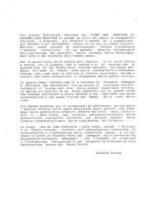 VAF 1991 Bianda introduction 12e VAF Masi