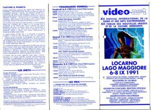 VAF 1991 Booklet PP525 1805