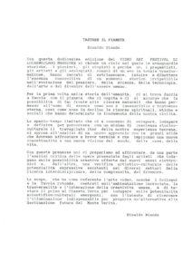 VAF 1991 Colloques Abstracts Masi