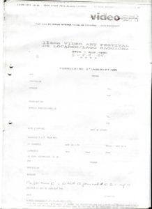 VAF 1991 Formulaire inscription PP525 1805