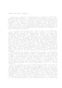 VAF 1991 Gobeil LUnesco Masi