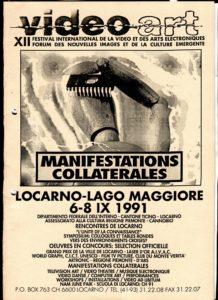 VAF 1991 Programme selection officielle PP525 1805