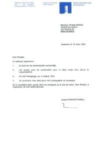 VAF 1992 19920312 Monnier Raball Bianda Masi